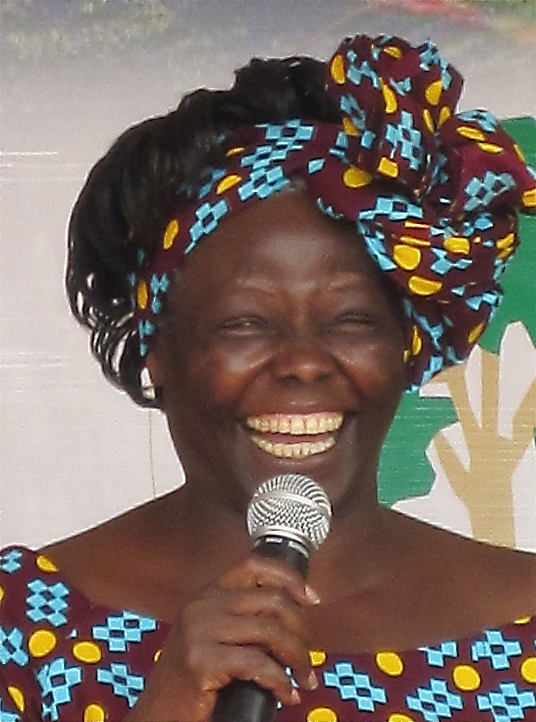 empowerment through wangari maathai We mobilize for women's rights, good governance, civic empowerment, and the   the green belt movement was founded in 1977 by the late wangari maathai,.
