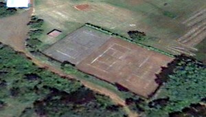 Tennis Courts at KFEET