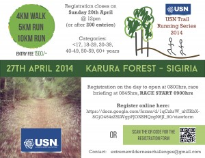 USN Trail Run