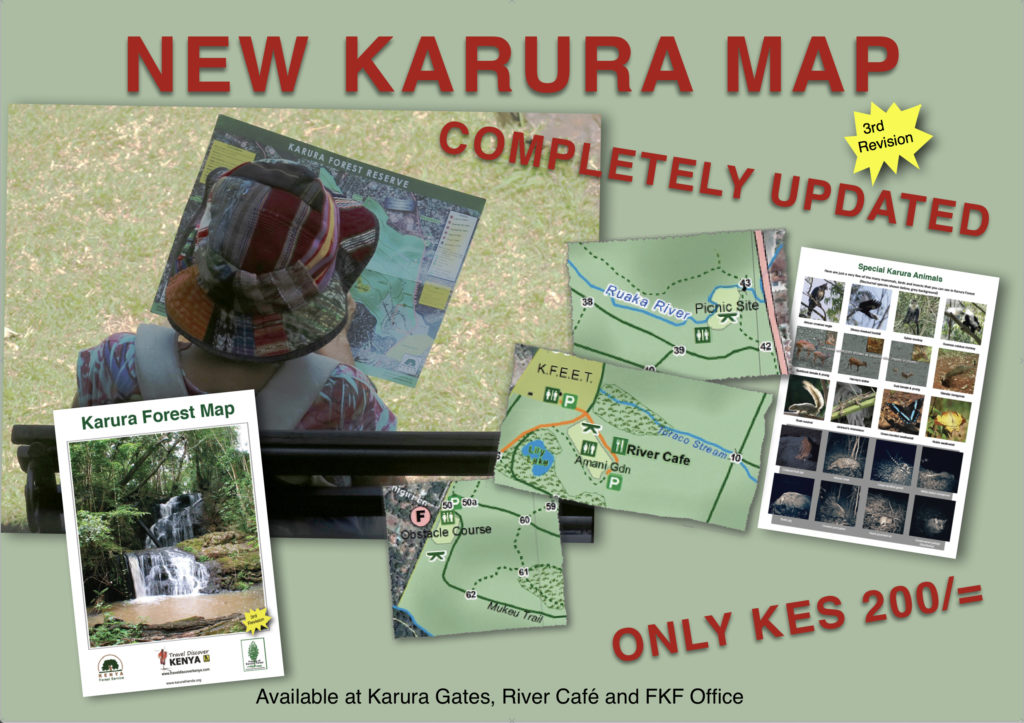 New Karura Map